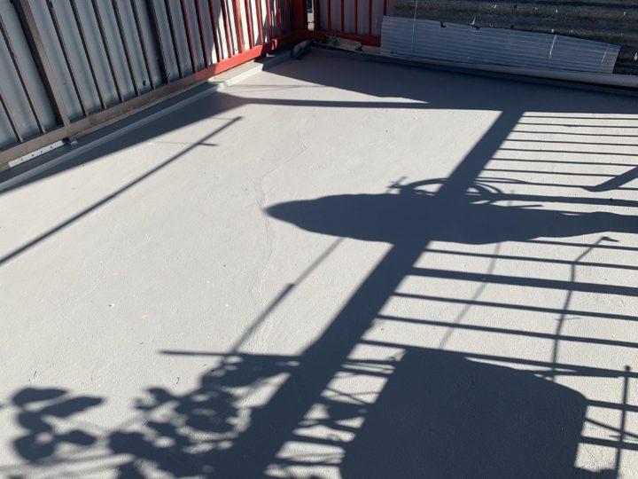 岡山市北区H様邸|屋上防水
