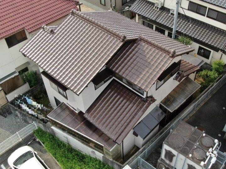 倉敷市T様邸|高耐久フッ素塗装