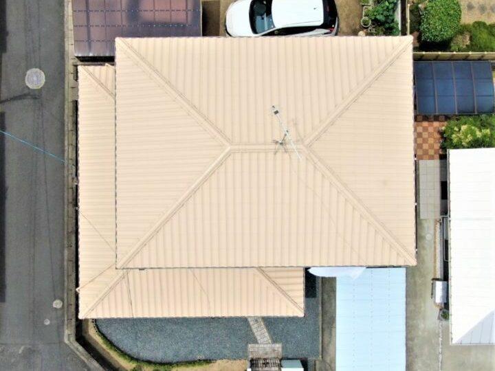 岡山市南区K様|超耐久無機ハイブリッド塗装