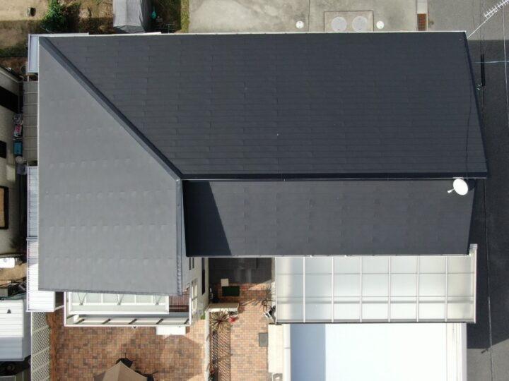 岡山市中区T様邸|屋根しーる工法