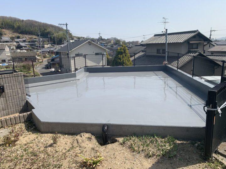 岡山市南区O様|防水工事