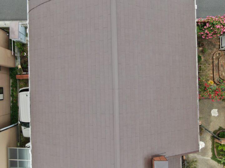 岡山市南区T様|無機フッ素塗装