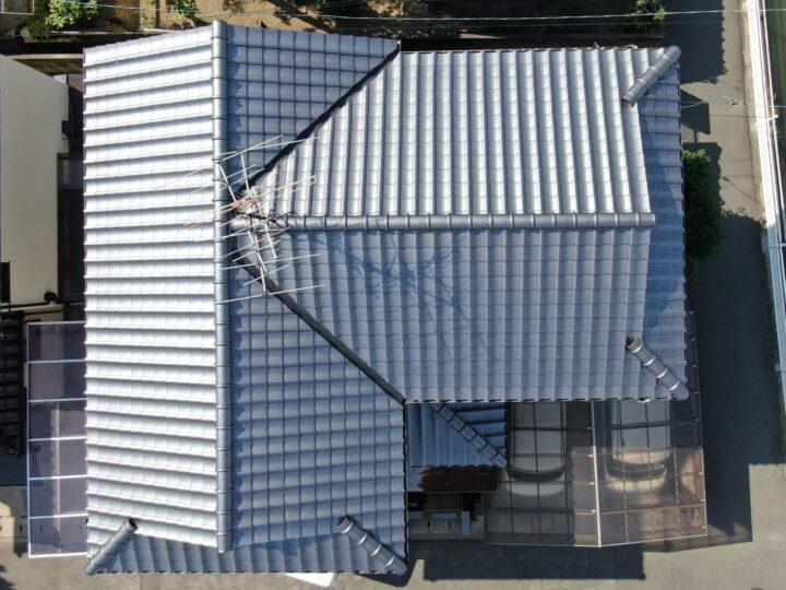 岡山市南区Y様|葺き替え工事